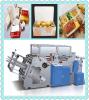 Máquina disponible de la fabricación de cajas del paquete del bocado de la mejor calidad
