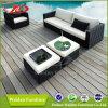 Mobilia di vimini, sofà del rattan (DH-8640)