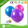 Balón de la estabilidad de la estabilidad del ejercicio de la estabilidad estática con la bomba