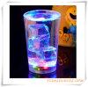 Cor 2015 que muda o copo instantâneo colorido de piscamento do diodo emissor de luz dos copos 285ml do diodo emissor de luz do carnaval colorido relativo à promoção do partido do Pub do copo do diodo emissor de luz (DC24026)