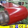 PPGI gewölbte Platte des roten Stahldaches
