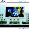 Qualität grosser Ansicht-Winkel P6 farbenreiche LED Bildschirm bekanntmachend