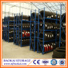 Warehouse Q235 Steel Tire Rack for Sale/Displaystorage