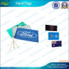 Anunciando Custom 30X45cm Flying Hand Flags para Promotion (M-NF10F01006)
