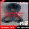 Antriebsriemen für Exkavator-Motor
