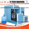 Semi-automático de la máquina de moldeo por soplado estiramiento (5L)