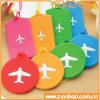 Eco-Friendly мягкая бирка багажа PVC резиновый для перемещения