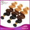 Tre gruppi brasiliani dei capelli del Virgin del commercio all'ingrosso dell'onda del corpo di colore