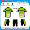 Sublimation courte de douille de Honorapparel faisant un cycle le Jersey