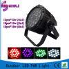 Stage Studio DJ (HL-029)のための18PCS Outdoor LED PAR