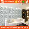 Pvc Waterproof Modern 3D Wall Panel van het behang (0.3*0.3m, 0.5*0.5m, WS9M3)