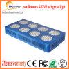 432W LED crecen ligeros para la planta y las hierbas del alza