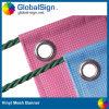 Bandiere su ordinazione esterne della maglia del vinile di Schang-Hai Globalsign