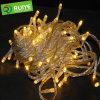 Luz da corda das luzes dos 10m 200 da luz do sincelo do Natal do diodo emissor de luz