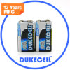 China Suppliers 9V 6lr61 Alkaline Dry Battery