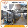 Neue Technologypolystyrene Schaum-Kalziumkieselsäureverbindung-Wand, Wand ENV-Sandwith, die Maschine, vollautomatisches vertikales Doppelt-geöffnete Formteil-Maschine herstellt