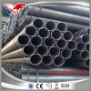 Estrutura e tubulação de aço laminada a alta temperatura usada água de carbono do preto ERW
