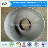 Testa ellittica servita del acciaio al carbonio con il foro di perforazione per le caldaie