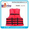 Спасательный жилет спасательного жилета сердечника пены спортов воды взрослый