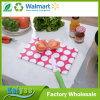 Tarjeta de corte de encargo al por mayor del silicón de la tajadera de la legumbre de frutas