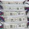 Bande flexible de la conformité RVB DEL d'UL, éclairage LED de meubles de décoration, module de DEL