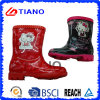 Красивейшие удобные ботинки дождя PVC для детей (TNK70005)