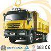 6X4 Vrachtwagen van de Stortplaats Kingkan van 380HP Hongyan Iveco de Nieuwe