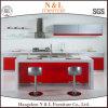 Gabinete de cozinha do projeto modular para o apartamento