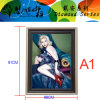 Aluminum personalizzato Picture Frame come Display