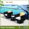 رفاهيّة [رتّن] أثاث لازم خارجيّة حديقة فندق [ويكر] طاولة وكرسي تثبيت