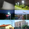 Luz de calle solar toda junta completamente integrada de 60 vatios