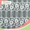 Eindeutiges Spitze-Tulle-Vorhang-Gewebe-Blumen-Muster-Trikotknit-Tulle-Spitze-Gewebe