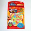 Scratch&Color magique Activity Book avec Color Pencils