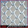 ハードウェアの布によって編まれる庭によって電流を通されるステンレス鋼の金網