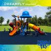 El último equipo al aire libre diseñado del patio de los niños atractivos del jardín de la infancia