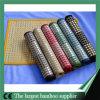 Alta qualidade Printed Bamboo Peru Alpaca Rugs para o quarto de Shower