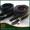 Großes 5#Metal Gold Brass C/E Zipper mit Slider