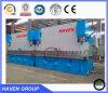 Máquina de dobra hidráulica da placa do CNC com certificado do ISO