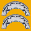 T50 Motorcycle Brake Shoe, Motorbike Brake Shoe pour Motorcycle Partie