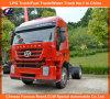 Carros resistentes del alimentador de 4*2 Hongyan Genlyon (CQ4185)