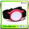 De regelbare Geschikte Markering van de Manchet RFID
