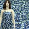 Ткань вышивки Sequin конструкции листовки способа Multi-Color