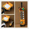 Système à télécommande F24-8d de radio de grue de grue