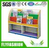 Biblioteca de madeira da estante das crianças (SF-101C)