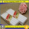 Fuentes blancas baratas de la vela de Angola de la cera