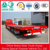 20ft 40ft 45ft Flatbed Trailer mit Container Locks