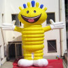 8m High Big Inflatable Advertizing Cartoon Sunboy Character