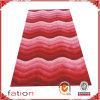 超柔らかい領域敷物現代屋内L 3Dシャギーな領域の床のカーペット