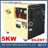 Ar Cooled Diesel Silent Generator 3-10KW Best Price!
