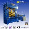 La placa de níquel hidráulica del pórtico del metal de Aupu Q15-250b Scissors a surtidor de China de la máquina